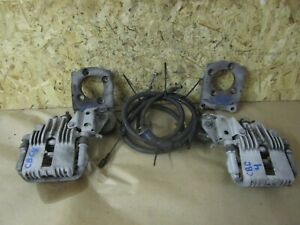 1993 97 Chevrolet Camaro Ss Rear Calipers Backing Plates E Cables
