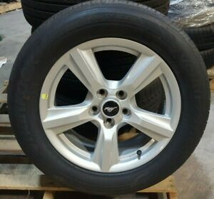 New Ford Mustang 17 Wheel Tire Kit Fits 2005 2018 Mustang 235 55 17 10027