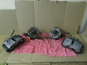 1996 04 Ford Mustang Set Left Right Spindles Calipers Fox 79 93 Ssm1