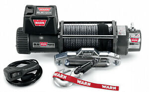 Warn Industries 9 5xp S Winch 9500 With Synthetic Rope