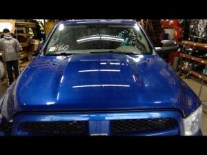 Hood Bonnet Blue Aluminum Without Dual Scoop Fit 09 18 Dodge 1500 Paint Code Pbs