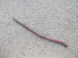 Farmall Super H Sh Tractor Ih Ihc Original Good Draw Bar Tongue Drawbar