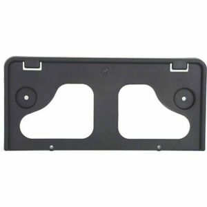 Dat Auto Parts License Plate Bracket Front Fits 2015 2017 Ford Edge Fo1068155