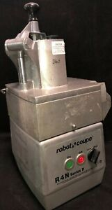 Robot Coupe R4n Series D Heavy Duty 5 5qt Food Processor