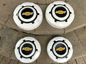 69 75 Chevrolet Dog Dish 10 1 2 Hubcaps Set Of 4 C10 Chevy Truck 1 2 Ton 15