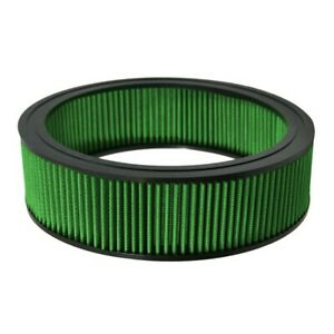 Green Filter Air Filter 1981 1986 Gmc Motor Home 7 4l V8 4bbl