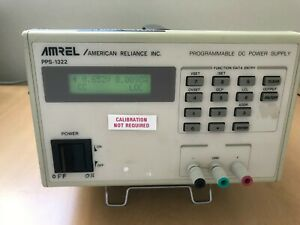 Amrel Power Supply Pps 1322