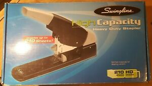 Swingline Heavy Duty High Capacity 210 Sheet Stapler 90002