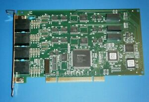 Ni Pci 8433 4 4 channel Isolated Rs485 Rs422 National Instruments tested