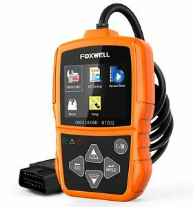 Auto Car Diagnostic Scanner Professional Automotive Code Reader Tool Odb Ii Obd2