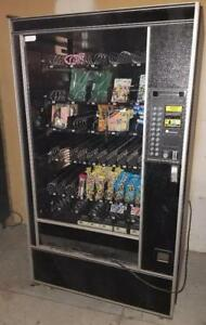 Automatic Products International Candy Snack Vending Machine