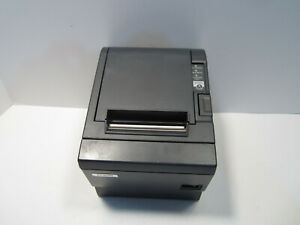 Epson Tm t88iiip M129c Thermal Point Of Sale Pos Printer No Power Cord