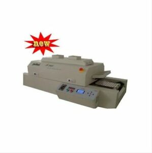 New Led T960 Reflow Oven Bga Smt Sirocco Rapid Infrared Soldering Machine T