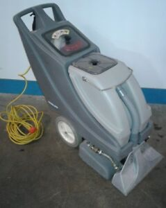 Nobles Tennant Ex17pr Extractor Commercial Carpet Cleaner Floor Machine Our 2