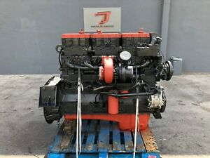 1992 Cummins N14 Celect Diesel Engine W Jake Brakes Serial 11663567 Cpl1573