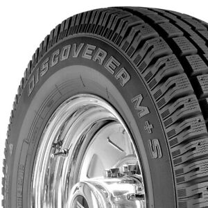 2 New 225 70r14 Cooper Discoverer M S 225 70 14 Winter Snow Tires