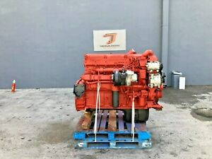 2004 Cummins Isx 435st Diesel Engine Cm870 Serial 79079427 Cpl 8520