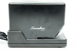 Swingline High Capacity Electric Stapler 270 69270 W Staples