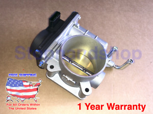 New Fuel Injection Throttle Body Chamber Assy For Nissan Infinity