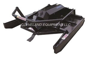 Blue Diamond 72 Extreme duty Open Front Brush Cutter Attachment Skid Steer 6