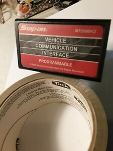 Snapon Mt 2500 Vci Scanner Cartridge Communication Interface