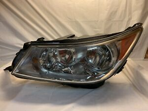 For 2010 2011 2012 2013 Buick Lacrosse Headlight Headlamp Driver Side Parts Obly