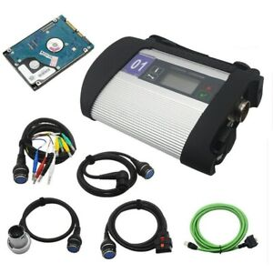 Mb Star C4 Sd Connect Compact 4multiplexer Diagnostic Tool Fit For Mercedes Benz