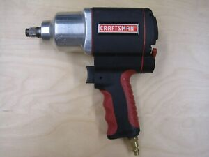 Craftsman 875 168820 1 2 in Impact Wrench