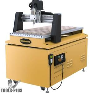 Powermatic 1797024k Cnc Kit With Electro Spindle New