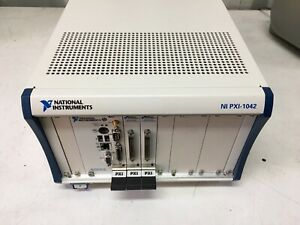 National Instruments Ni Pxi 1042q Chassis 8 slot Pxi Chassis