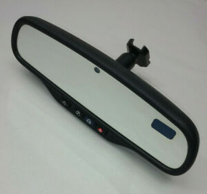 2002 2012 Chevy Gmc Cadillac Rear View Mirror Auto Dimming Onstar Compass