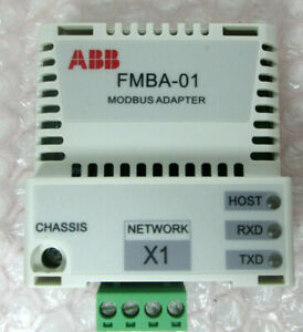 Abb Fmba 01 Modbus Rtu Adapter Module Kit