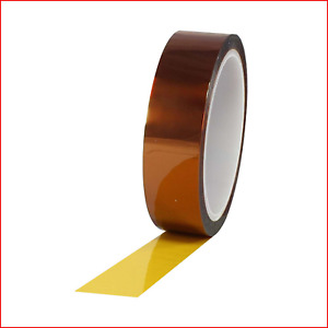 Protapes Pro 950 Polyimide Film Tape 7500v Dielectric Strength 36 Yds Length X