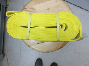 Boxer Heavy Duty Tow Strap 2 In X 30 Ft 20 000 Lb Rating 98230r usa Made