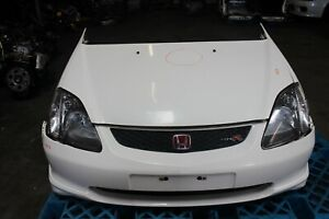 Jdm Honda Civic Ep3 Type R Front End Right Hand Conversion Jdm Civic Si Bumper