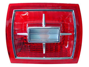 New 1966 Galaxie Taillight Lens With Back Up Lh Rh Ltd Custom 500xl Ford