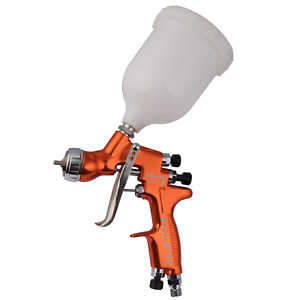 Devilbiss Spray Gun Hd 2 Hvlp Gravity Feed Touch Up For All Auto Paint Car New