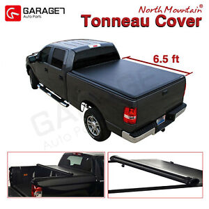 For 1999 2007 Silverado sierra Stepside 6 5 Ft 78 Bed Snap on Tonneau Cover