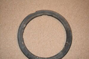 Vintage Cole Planter 2 Hole Corn Seed Plate Ring Disc