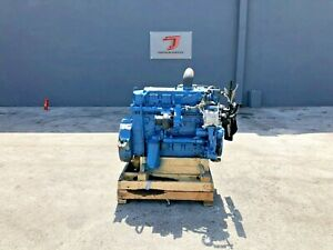 1999 International Dt466e Diesel Engine Non Egr Serial 469hm2u1179827 7 6l