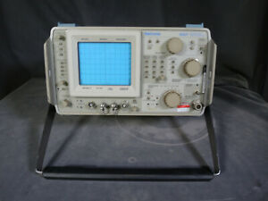 Tektronix 492p 9khz 21ghz 220ghz W ext Mixer Spectrum Analyzer With Gpib Opts