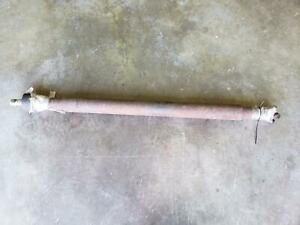 1996 003 Chevrolet S10 4x2 108 Wheelbase Rear Drive Shaft 15036994