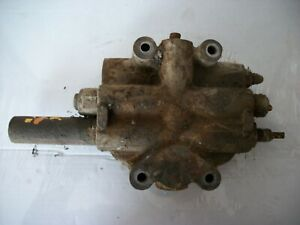 Case 580 Ck Backhoe Loader Control Valve D45040