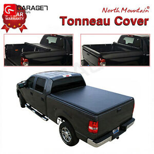 For 2017 2019 Honda Ridgeline Lock Roll Up Soft Tonneau Cover