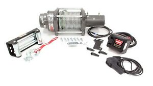 Warn Industries M15000 Winch W roller Fairlead