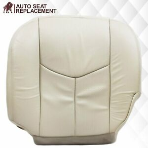 2003 2004 2005 2006 Cadillac Escalade Synthetic Leather Seat Covers In Tan