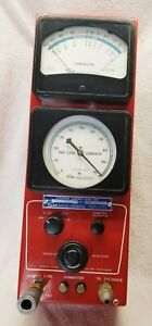 Restored Sun Electric Corp Model 440 Cylinder Leakage Olm Tester For Your Cave