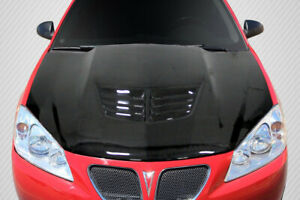 Carbon Creations Stingray Z Hood 1 Piece For 2005 2010 G6