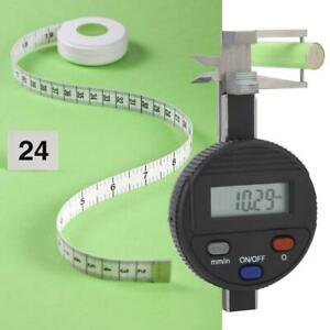 Al1031 0 25mm Digital Calliper Gauge Thickness Caliper Measure Meter For Gem Lsy