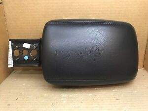 2012 2014 Ford Focus Armrest Arm Rest Center Console Lid Black Oem Short Option